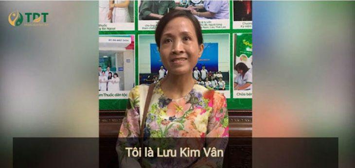 Cô Lưu Kim Vân đánh giá cao bài thuốc Tiêu thực Phục tràng hoàn