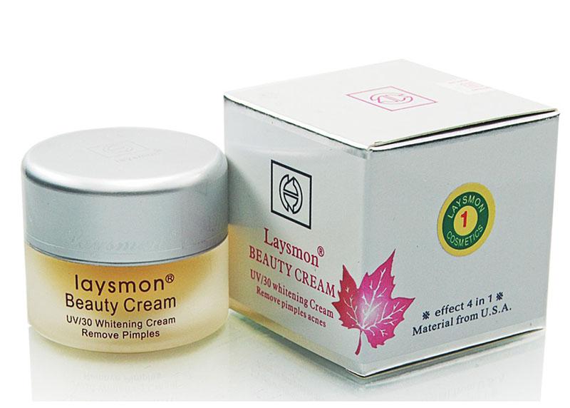 Kiên trì dử dụng kem đông trùng hạ thảo Laysmon có thể giúp loại bỏ các vết nám lâu năm, tàn nhang, đồi mồi