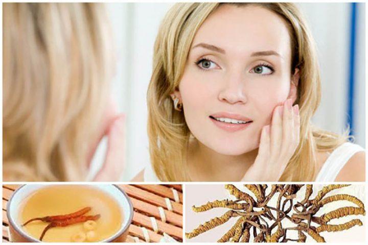 Kem đông trùng hạ thảo có công dụng gì? Top 5 loại sản phẩm đáng dùng