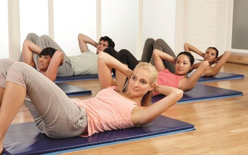 Tập yoga hàng ngày giúp giảm nhanh tình trạng đau nhức do lồi đĩa đệm