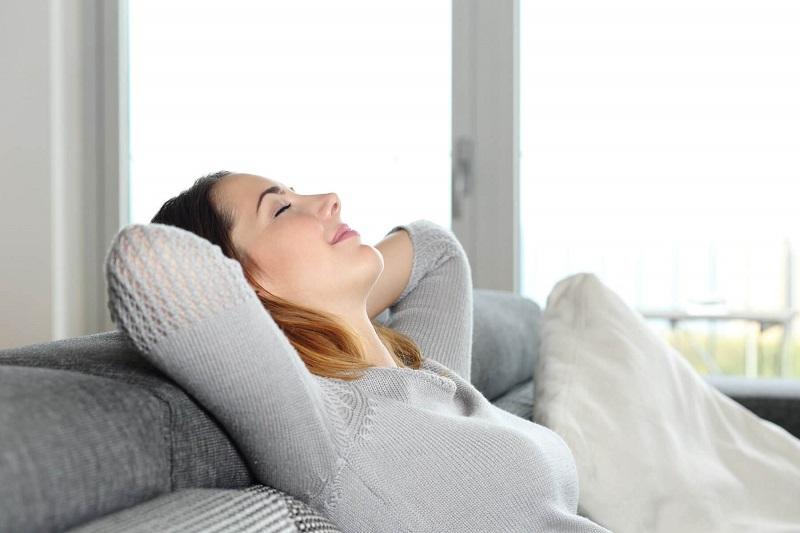 Thư giãn, nghỉ ngơi hợp lý giúp phòng ngừa thoái hóa khớp gối