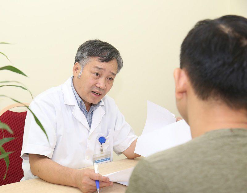 Nên tiến hành kiểm tra sức khỏe thường xuyên và chẩn đoán bệnh từ sớm để có hướng loại bỏ sỏi