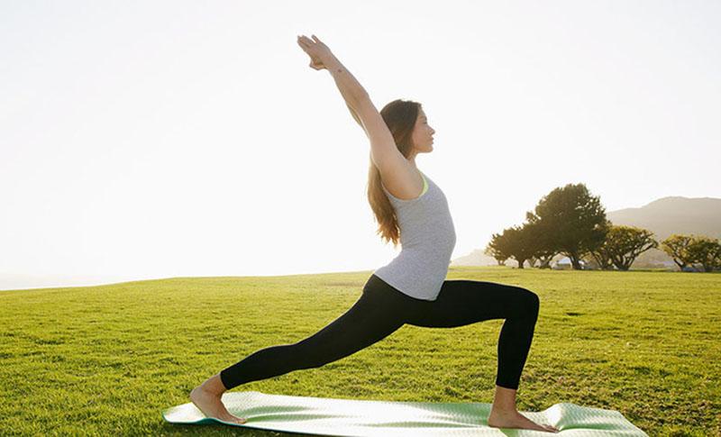 Người bệnh nên tập Yoga vào buổi sâng