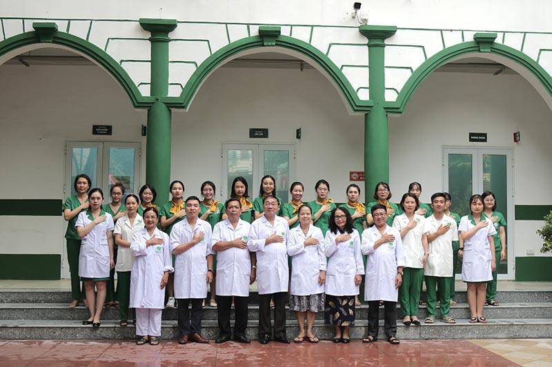 Bệnh viện Đa Khoa YHCT Quân Dân 102 ra đời với sứ mệnh chăm sóc sức khỏe cộng đồng bằng Y học cổ truyền tốt nhất