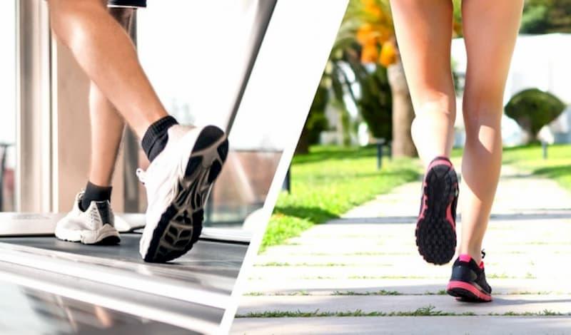 Người bệnh nên lựa chọn hình thức đi bộ thích hợp với bản thân