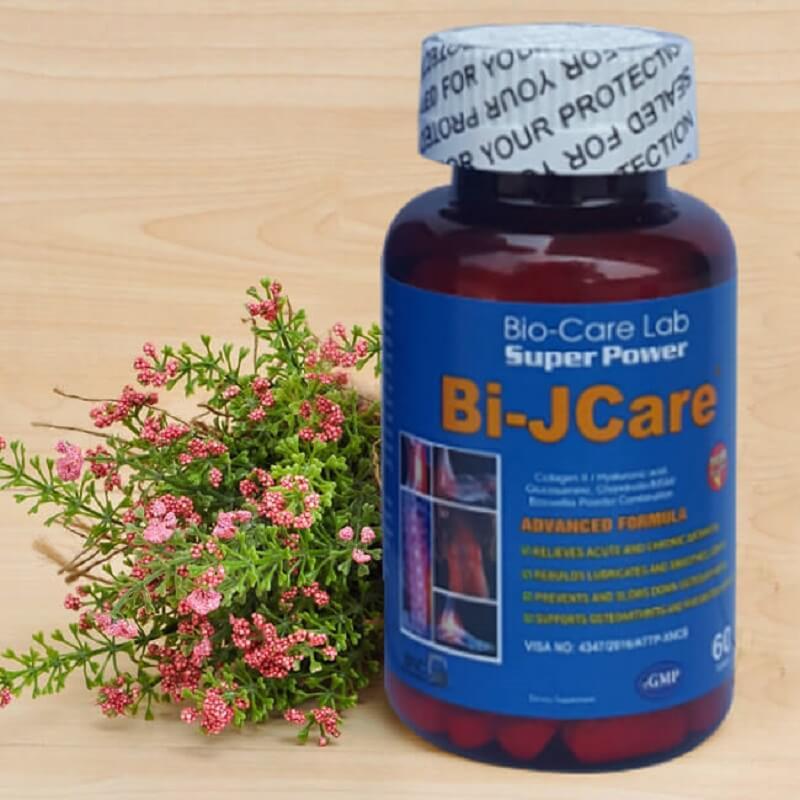 Bi - JCare chữa thoát vị đĩa đệm