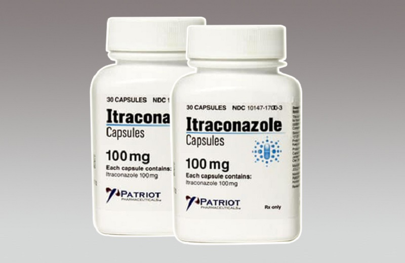 Viên trị bệnh phụ khoa Itraconazole