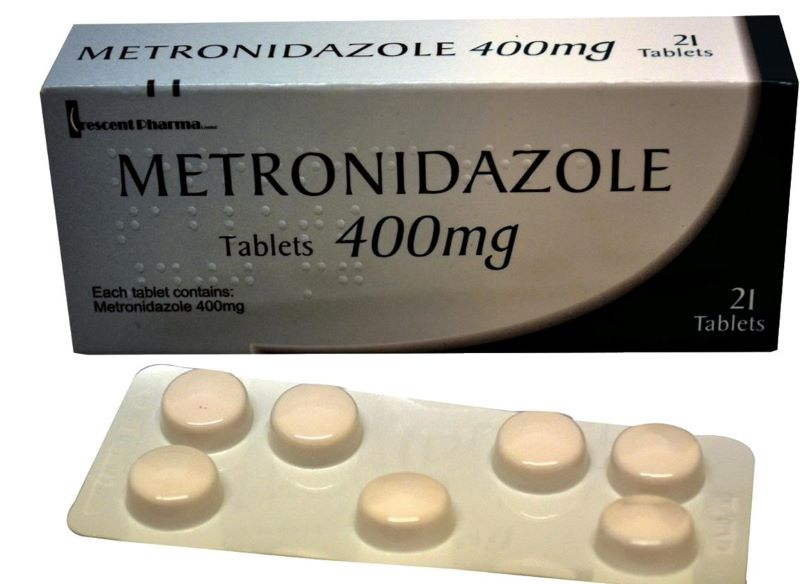 Thuốc Metronidazole chữa bệnh phụ khoa