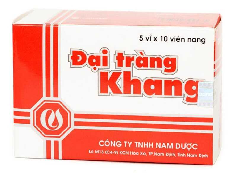 Đại Tràng Khang là thuốc chữa viêm dạ dày được nhiều người lựa chọn hiện nay