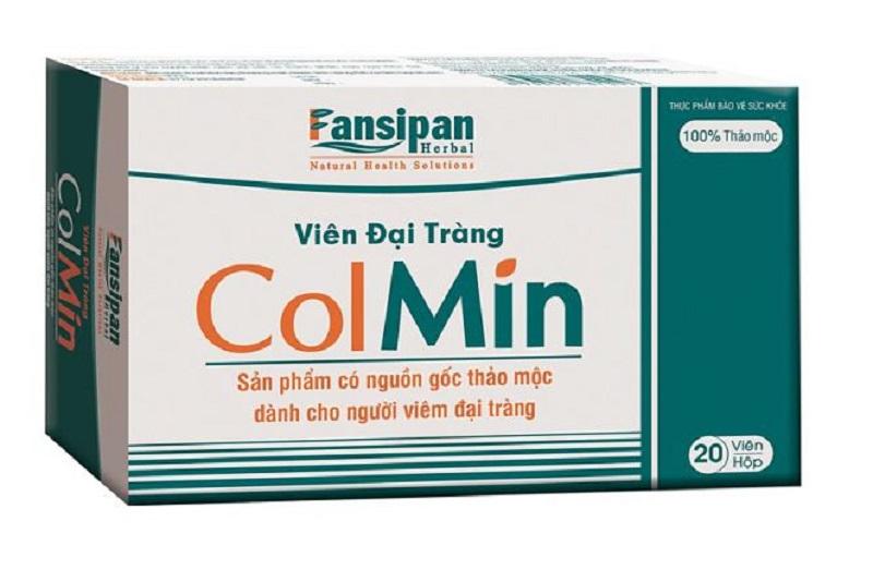 Viên uống Đại Tràng Colmin