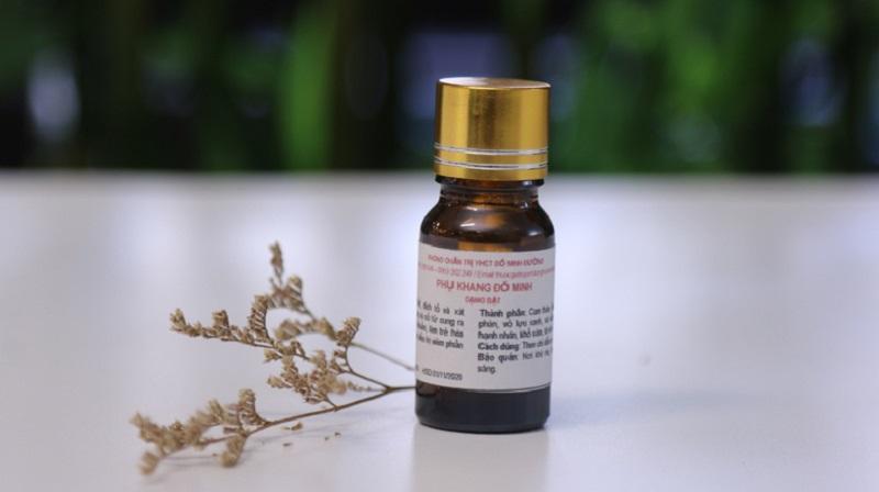 Thuốc đặt Phụ Khang Đỗ Minh chữa viêm nhiễm vùng kín