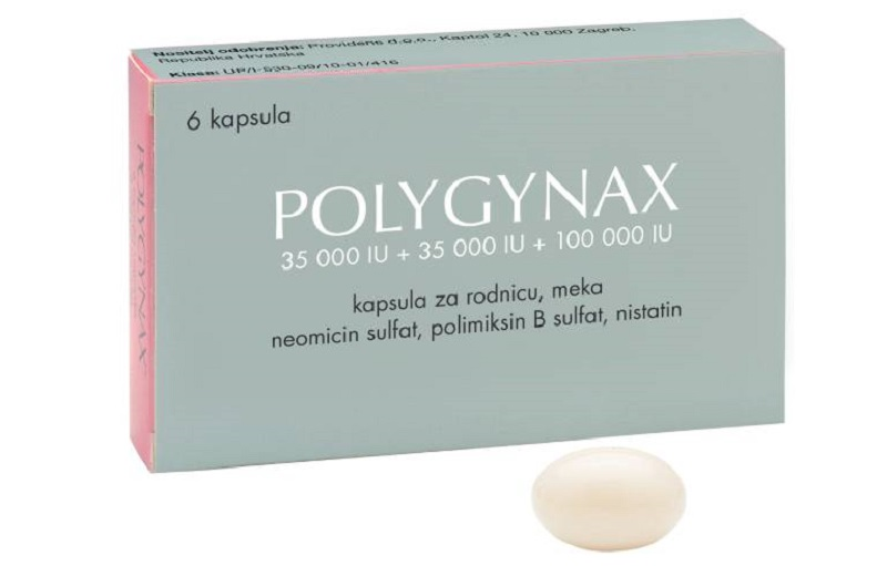 Thuốc đặt chữa bệnh phụ nữ Polygynax