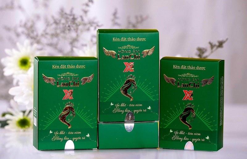 Hồng Ân Lan Chi được bào chế từ các thảo dược tự nhiên an toàn cho người dùng