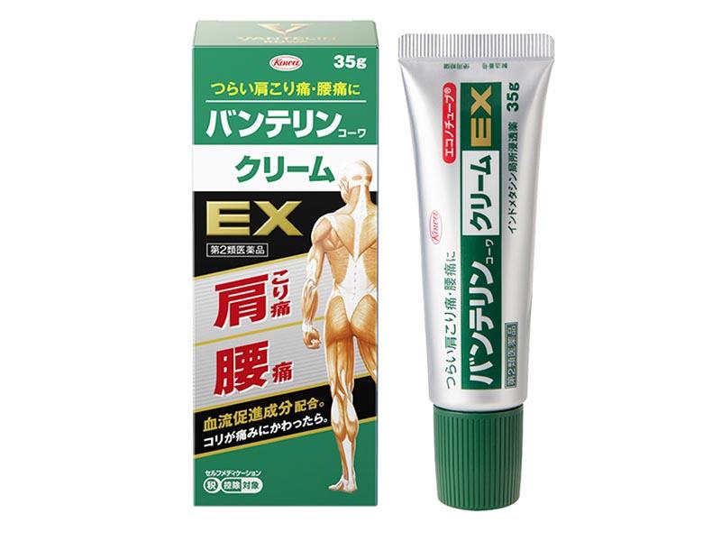 Vantelin Kowa Creamy Gel EX sử dụng phổ biến cho các bệnh nhân mắc đau xương khớp do thoát vị đĩa đệm