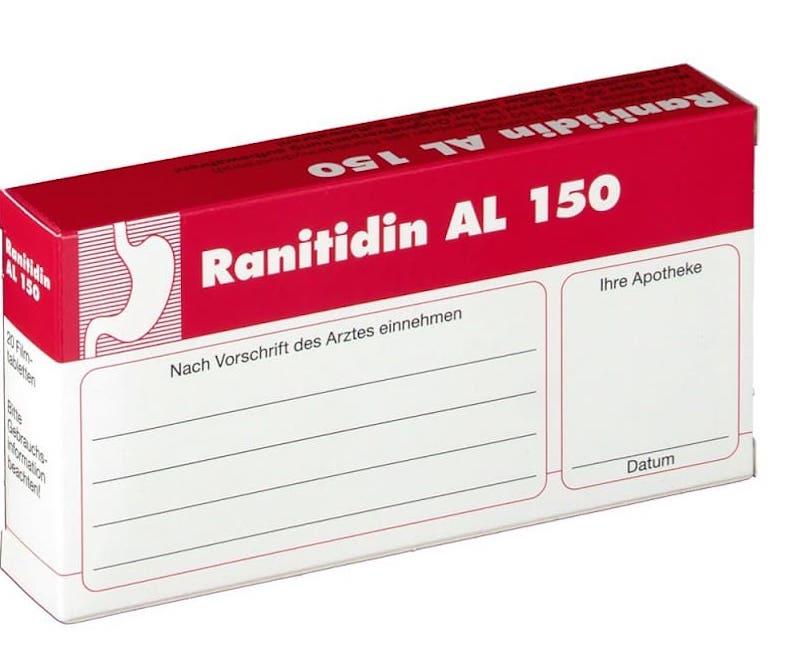 Thuốc Ranitidine dùng trong điều trị xuất huyết bao tử