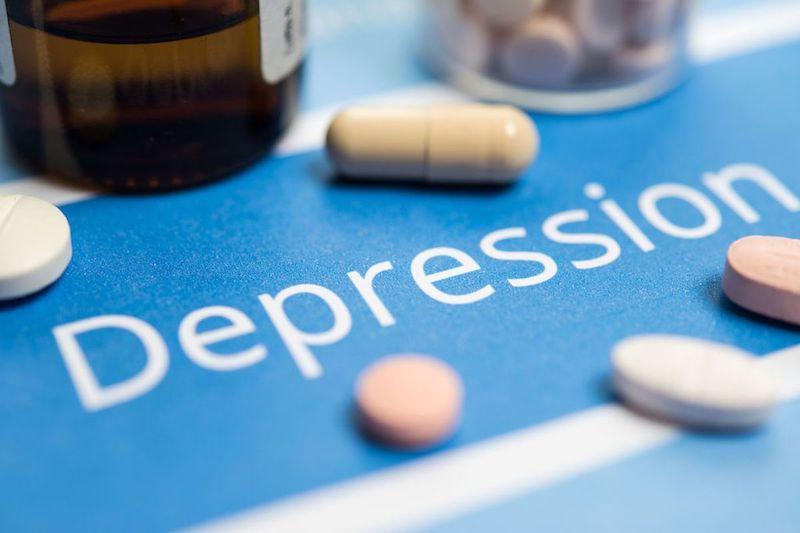 Sử dụng thuốc chống trầm cảm