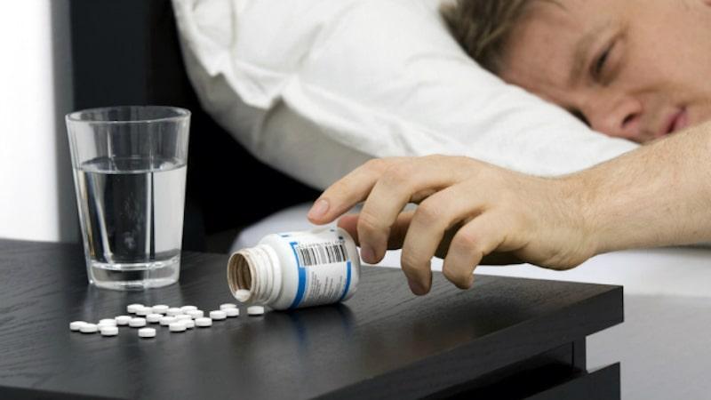 Thuốc an thần - thuốc uống làm giảm sinh lý đàn ông