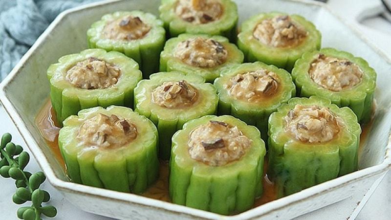 Món ăn thanh mát nên sử dụng vào mùa hè