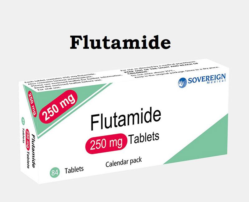 Flutamide là một trong những loại thuốc phù hợp với bệnh nhân bị tiểu ra máu