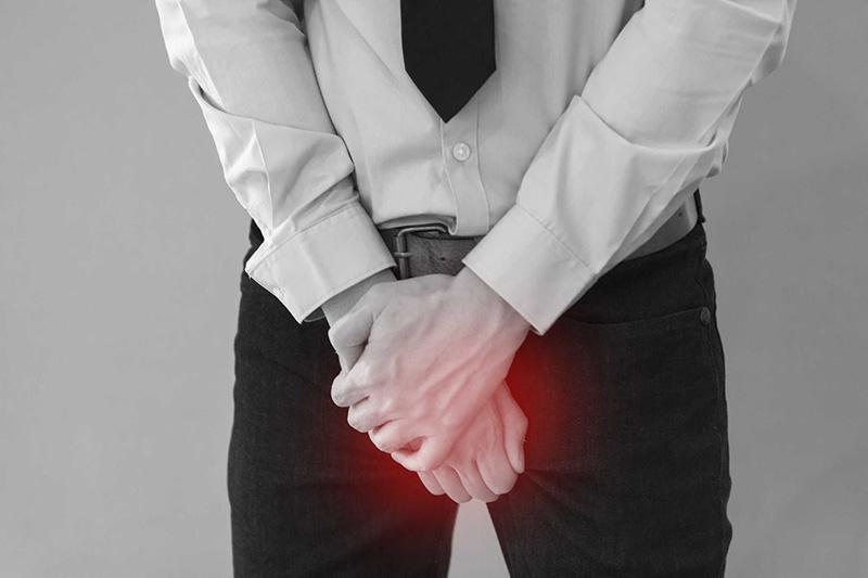Tiểu rắt là hiện tượng bệnh phổ biến