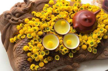 Trà hoa cúc - Công dụng, cách dùng và những lưu ý khi sử dụng