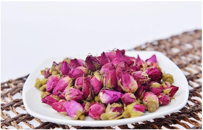 Nên lựa chọn cơ sở mua trà hoa hồng uy tín