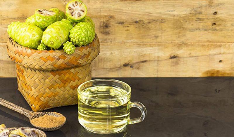 Nước quả nhàu khô có thể uống thay nước lọc hàng ngày