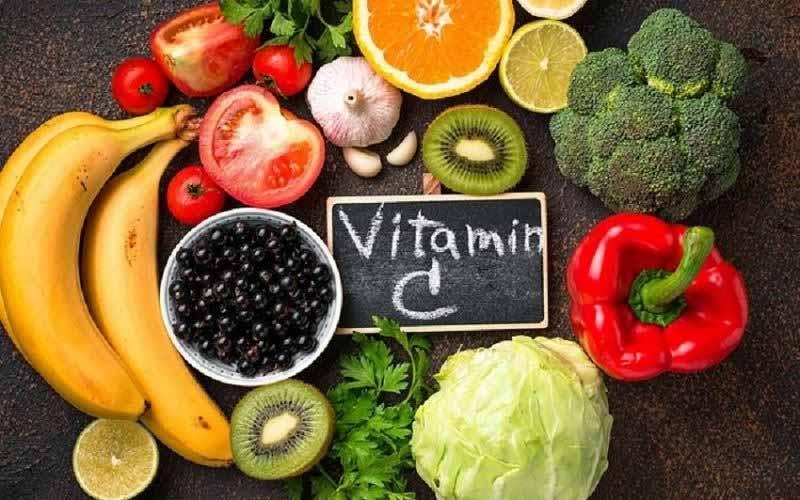 Hàm lượng vitamin C càng tăng thì nguy cơ mắc bệnh sẽ giảm đi ít nhiều