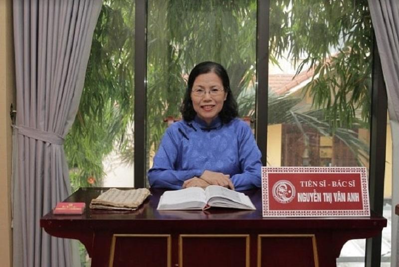 Bác sĩ Vân Anh đã có nhiều đóng góp lớn cho nền YHCT Việt Nam
