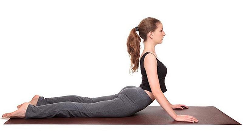 Ngoái cổ là bài tập yoga trị liệu thoái hóa đốt sống cổ tác dụng nhanh chóng
