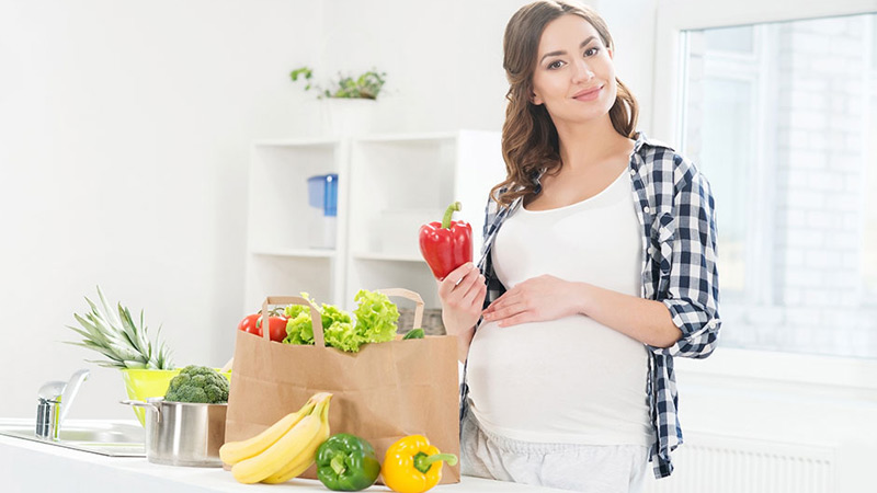 Sử dụng loại biệt dược giúp bổ sung dưỡng chất cho phụ nữ mang thai
