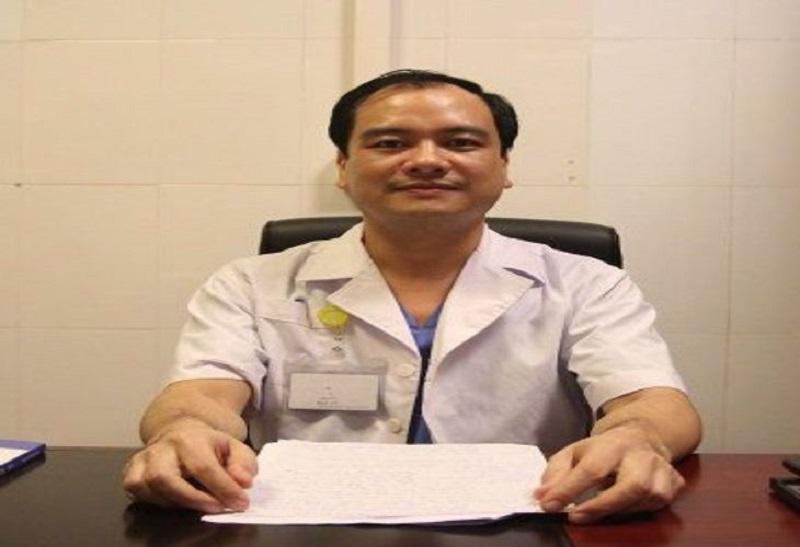 Bác sĩ Trần Quyết Thắng hiện đang đảm nhiệm chức vụ Phó khoa sản tại bệnh viện Thanh Nhàn.