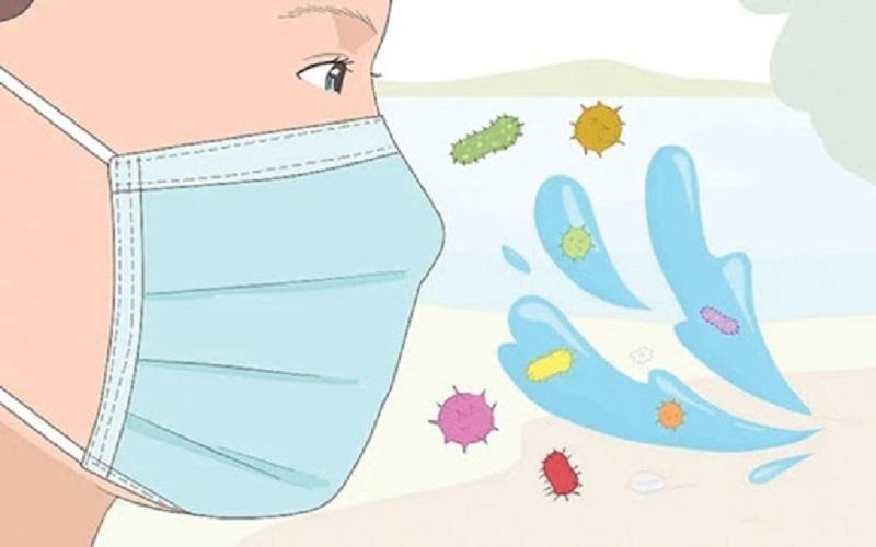 Đeo khẩu trang bảo hộ là cách tốt nhất để bảo vệ sức khỏe trước vi khuẩn lao