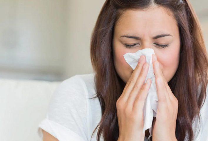 Sổ mũi khiến cho người bệnh luôn cảm thấy khó chịu và mệt mỏi