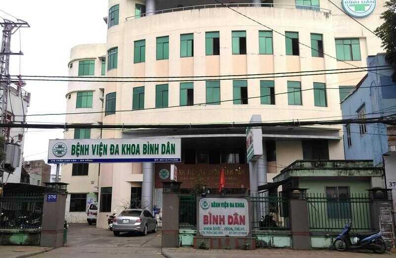 Bệnh viện Bình Dân cũng là địa chỉ uy tín để mổ sỏi mật