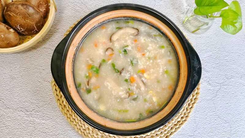 Các chất dinh dưỡng có trong súp gà giúp giải cảm, tăng đề kháng