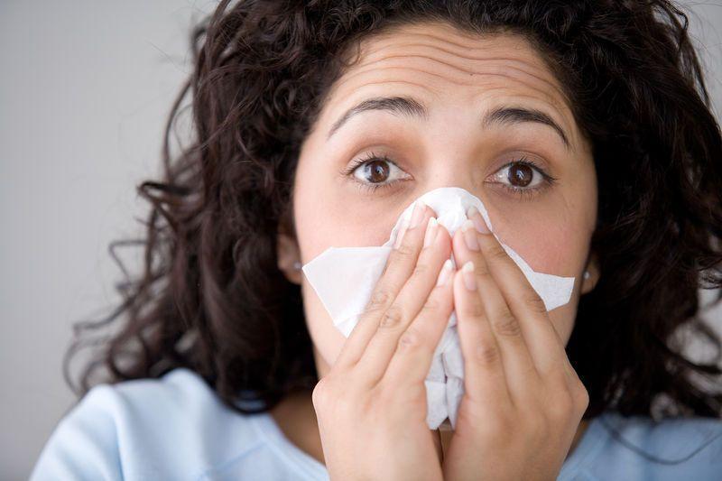 Nghẹt mũi là triệu chứng thường gặp ở mỗi người