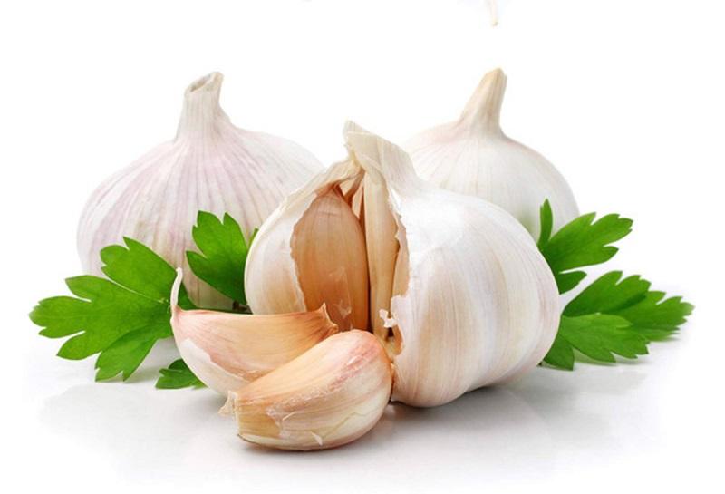 Tỏi là nguyên liệu quen thuộc trong căn bếp của mỗi gia đình, đồng thời cũng là vị thuốc chữa viêm lộ tuyến hiệu quả.