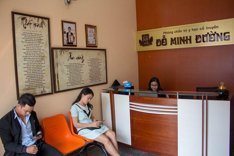 Nhà thuốc nam gia truyền Đỗ Minh Đường là đơn vị lâu năm thăm khám, điều trị bệnh bằng YHCT