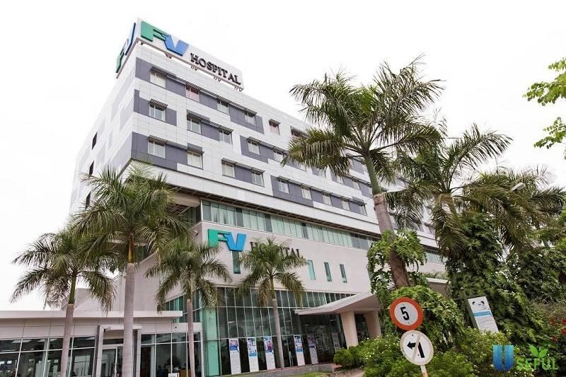 Phòng khám đa khoa FV Sài Gòn