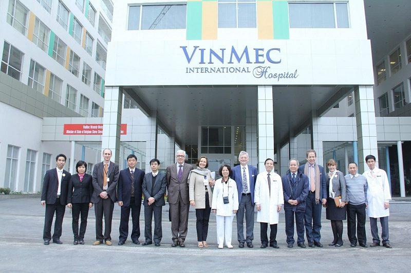 Bệnh viện đa khoa quốc tế Vinmec