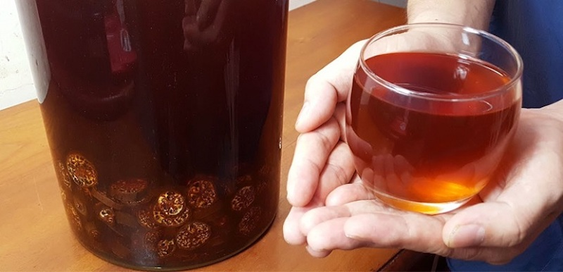 Rượu chuối chữa xuất tinh sớm rất nhanh chóng và dễ dùng