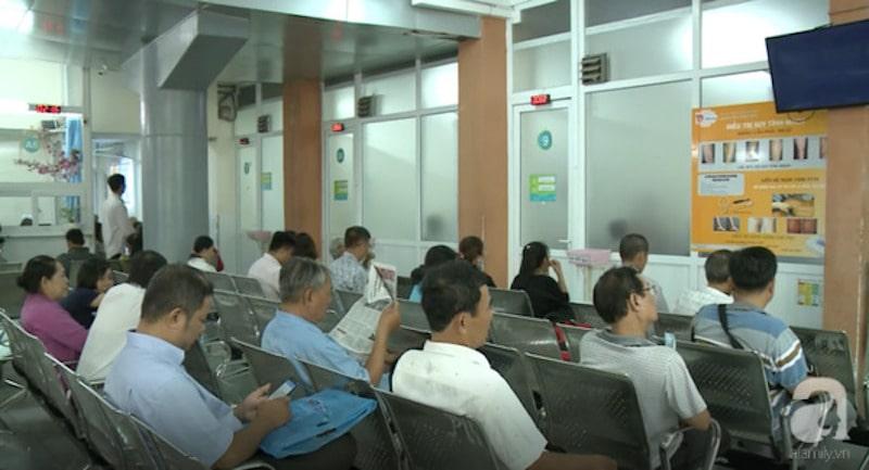 Cơ sở vật chất tại bệnh viện hiện đại, đảm bảo khám chữa chuẩn quốc tế