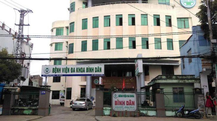 Chữa xuất tinh sớm tại Đà Nẵng ở bệnh viện Đa khoa Bình Dân