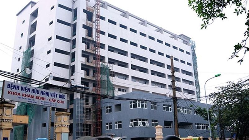 Chữa xuất tinh sớm ở đâu uy tín - Bệnh viện Hữu nghị Việt Đức