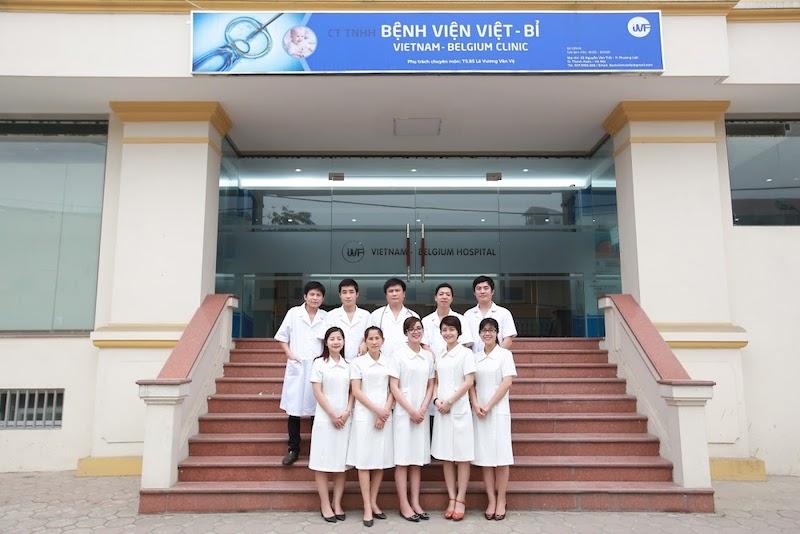 Bệnh viện chuyên khoa Nam học và Hiếm muộn Việt Bỉ