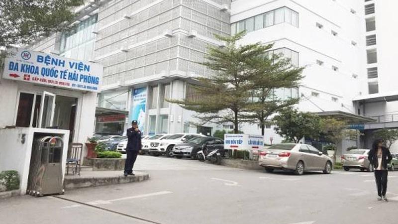 Chữa xuất tinh sớm tại Bệnh viện đa khoa quốc tế Hải Phòng