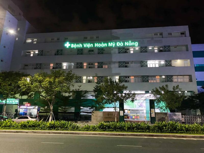 Bệnh viện Hoàn Mỹ Đà Nẵng điều trị nhiều bệnh lý hiệu quả