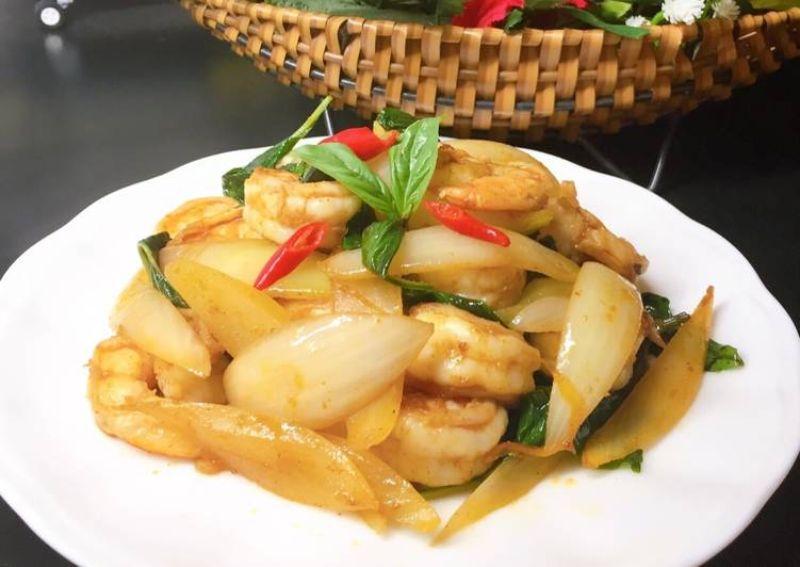Món ăn chữa yếu sinh lý từ hành tây vừa thơm ngon lại bổ dưỡng