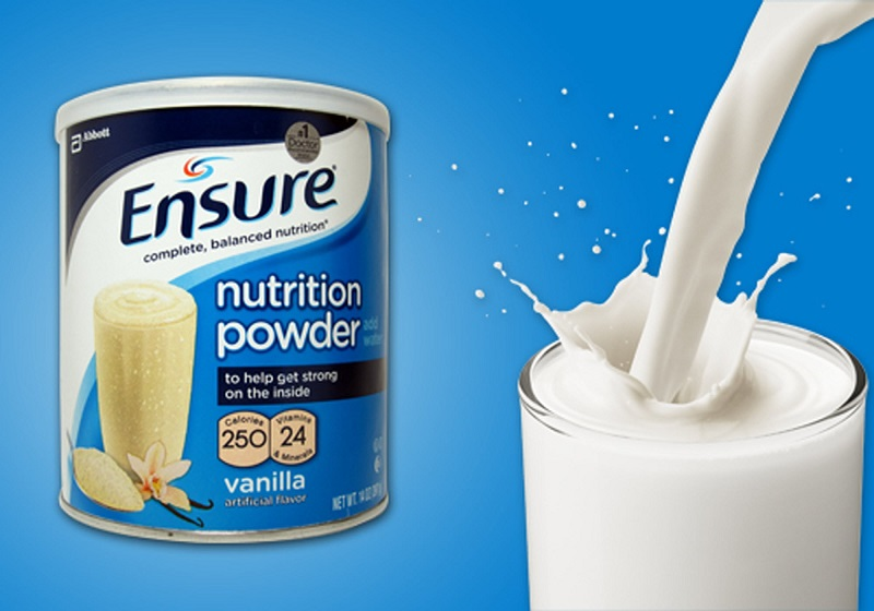 Sữa Ensure tốt cho người bệnh